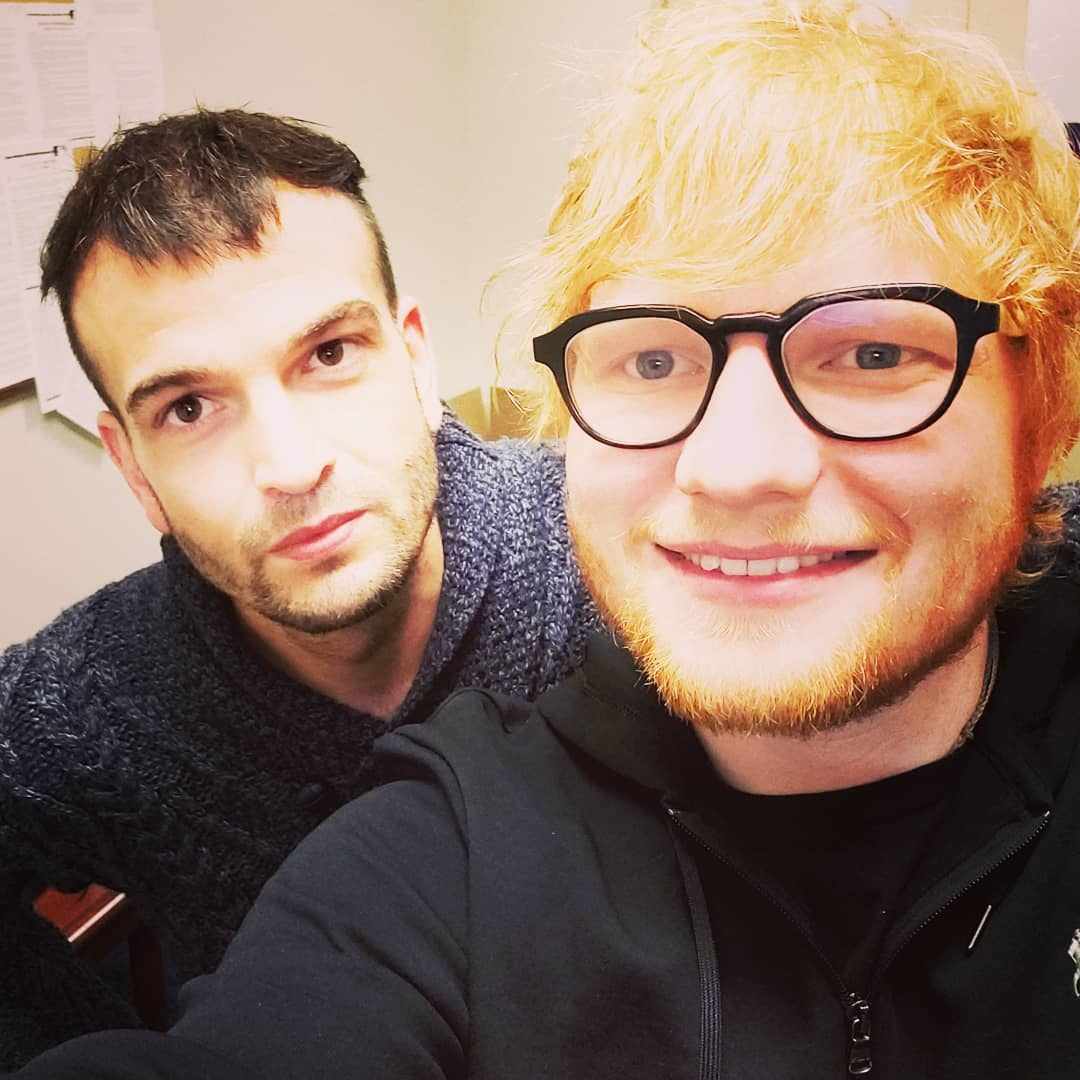 Brandon Milwaukee, Ed Sheeran in Milwaukee, BrandonMKE, Milwaukee, BrandonRowe, MKE, Ed Sheeran, Sheeran,